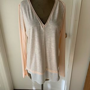 White House/Black Market knit tee shirt